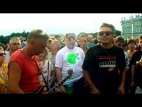 М.Борзыкин - Очки (Дворцовая, СПб, 31.07.2010 г.